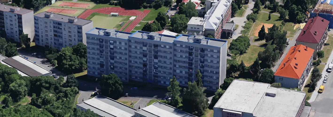 SVJ Karla Vokáče 23-27 v Plzni